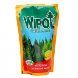 Wipol Floor Cleaner Lemon Pine Pouch 800 ml