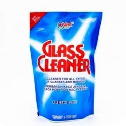 Yuri Glass Cleaner Fresh Blue Pouch 410 ml