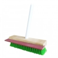 Clean-Matic Squeegee & Brush
